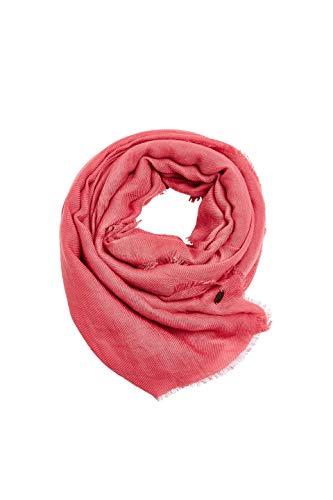 ESPRIT edc by Accessoires Damen 010CA1Q303 Schal, Rosa (Blush 665), One Size (Herstellergröße: 1SIZE)