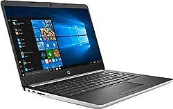 "Image of 2019 HP 14"" Laptop (Intel Pentium Gold 2.3GHz, Dual Cores, 4GB DDR4 RAM, 128GB SSD, Wi-Fi, Bluetooth, HDMI, Windows 10 Home) (Ash Silver) (14-CF0012DX): Bestviewsreviews"