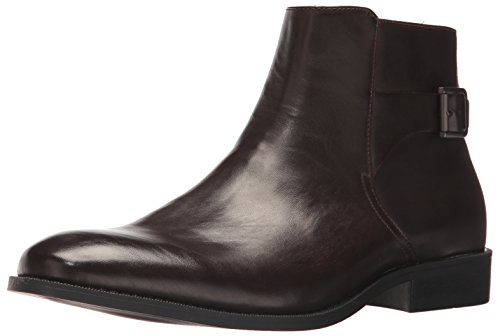Unlisted by Kenneth Cole Men's Design 30135 Chelsea Boot, Brown, 7.5 M US