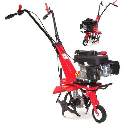 Benzin Gartenfräse Gartenhacke Motorhacke 360 Bodenfräse 55794 Kultivator Fräse AWZ
