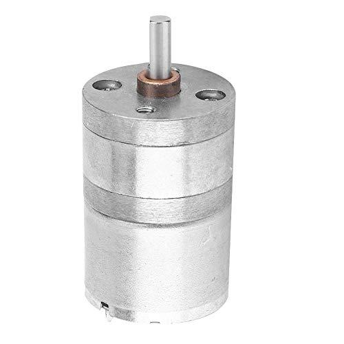 SANON Ersatzmotor für Mini-DC-Metallgetriebe mit Großer Torsion für Smart Home-Geräte 12V