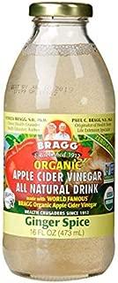 Bragg Organic Apple Cider Vinegar - Ginger - 16 oz