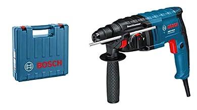 Foto di Bosch Professional 061125A400 Martello Perforatore GBH 2-20 D, Ø Foro nel Calcestruzzo: 20 mm, SDS Plus, Confezione in Cartone, W, 240 V, Blu, 650 Watt