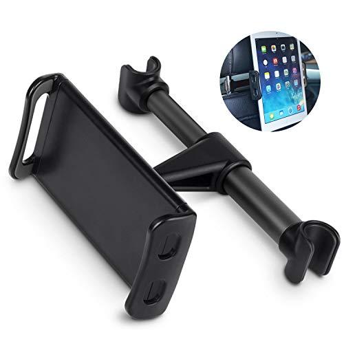 Etbotu telefoonhouder voor de achterbank van de auto, voor de compressor voor Apple iPad 4 - 11 inch, zwart
