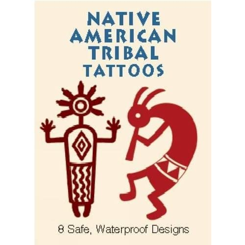 017f63f5b Native American Tribal Tattoos (Dover Tattoos) Paperback – August 13, 2002
