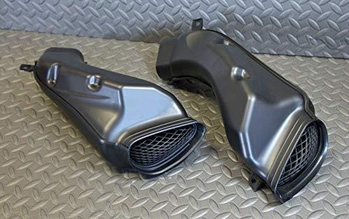 Ram Air Intake Ducts Suzuki Gsx-R 600 750 1000 Fits 2000 2001 2002 2003 Gsxr