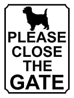 ゲートを閉じてください壁錫サイン金属ポスターレトロプラーク警告サインヴィンテージ鉄絵画の装飾オフィスの寝室のリビングルームクラブのための面白いハンギングクラフト