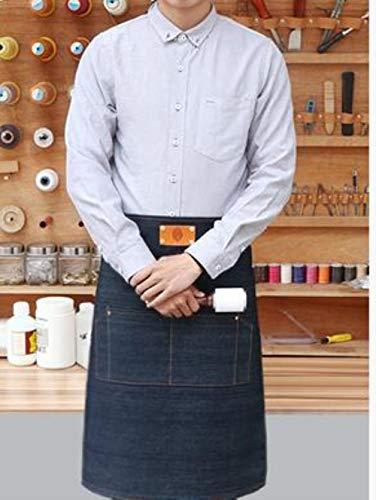 Oiuytghjkl canvas denim Studio keuken café restaurant werkkleding schorten