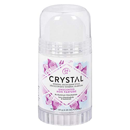 The Crystal Deodorant Stick 4.25 Oz (The manufacturer updated the packaging - packaging may vary)