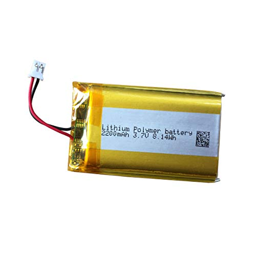 3,7 V lithium-batterij LIP1922-B 2200 mAh met PH2.0 stekker voor PS4 controller reserveaccu accu LIP1522 voor Sony Playstation 4 - DUALSHOCK 4 CUH-ZCT1E CUH-ZCT1U serie Wireless Controller