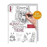 Die Kunst des Zeichnens - Tiere: Die große Zeichenschule: praxisnah & gut erklärt