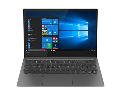 "Lenovo Yoga S730-13IWL Ultrabook 13.3"" Full HD Gris (Intel Core i7, 8Go de RAM, SSD 512Go, Intel HD Graphics, Windows 10)"