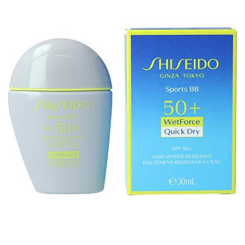 Base Multifuncional Shiseido Bb For Sports Spf50 Medium Dark