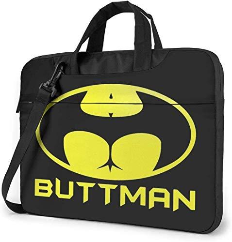 Buttman Laptop Bag Shockproof Briefcase Shoulder Bags Carrying Case Laptop 15.6 inch