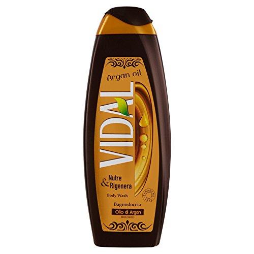 Vidal Veloursbad, Arganöl, 500 ml