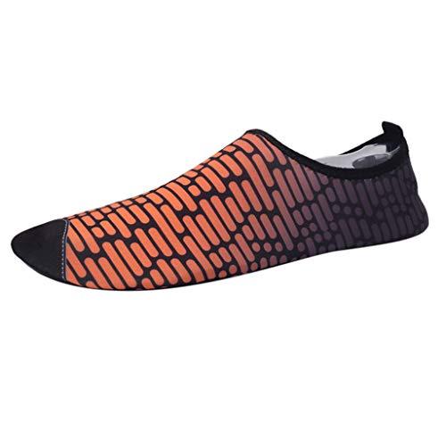 FAMILIZO Zapatillas Mujer Running Zapatillas Deportivas De Mujer Sneakers Women Primavera Pareja De Ocio Rápido Dry Aqua Calcetines Barefoot Outdoor Beach Natación Yoga Zapatos De Agua
