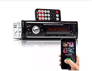 RADIO AUTOMOTIVO CARRO FM BLUETOOTH ACEITA CELULAR IPOD TOCA MP3 TB ACEITA CARTÃOSD E PEN DRIVE