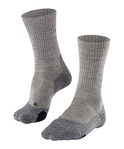 Falke Herren TK2 Wool M SO Wandersocken, Beige (Kitt Mouline 4310), 42-43 (UK 8-9 Ι US 9-10)
