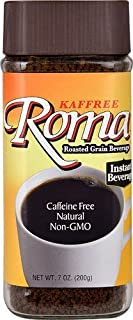 Natural Touch Kaffree Roma Instant Roasted Grain Beverage -- 7 oz - 2 pc