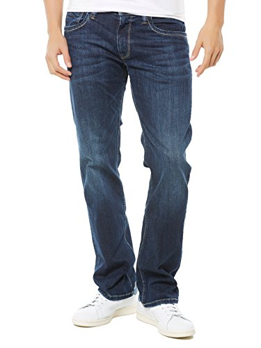 Pepe Jeans Herren Jeans Pepe Jeans, 11Oz Streaky Stretch Dk, 34W / 32L