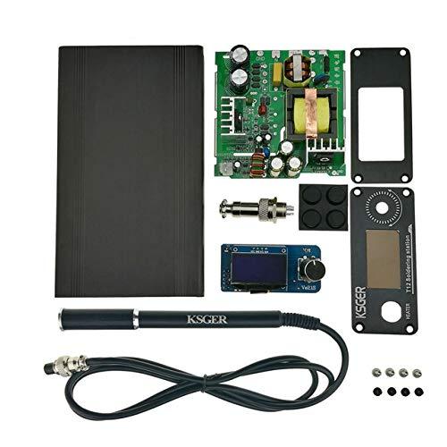 DyNamic Ksger V2.1S T12 Stm32 Oled Controlador Digital De Temperatura Aleación 9501...