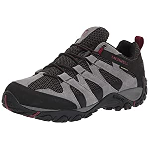 Merrell mens Alverstone Waterproof Hiking Shoe, Castlerock, 12 US