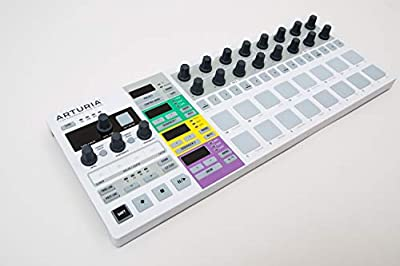 Arturia BeatStep Pro Controller and Sequencer, white, S from Arturia