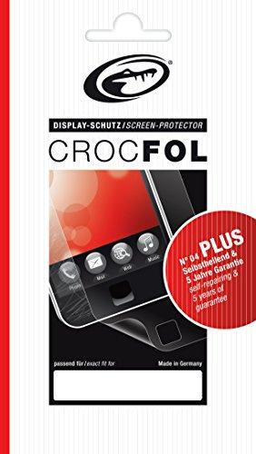 Crocfol Plus 5K HD Schutzfolie für das Samsung Xcover 550. Ultraklar mit selbstheilender Oberfläche (SELF-Repair). 3D Touch Folie für das Original Samsung Xcover 550