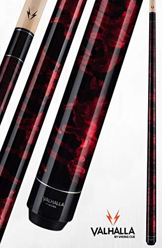 "VIKING Valhalla 200 Series Pool Cue 58"" Billiards Stick Pick Your Design (20oz, VA212)"