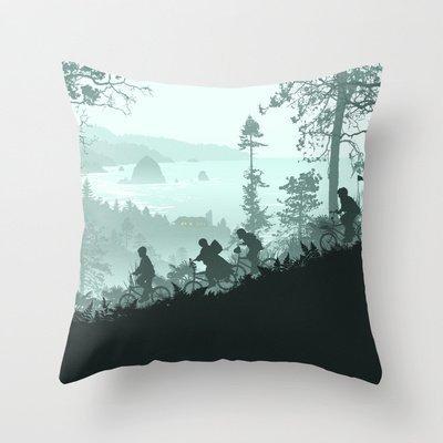 ZFSaleStore Goonies Never Say Die Decorative Pillow Case 18 x 18 inch