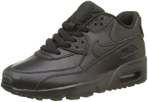 Nike Air Max 90 LTR (GS), Scarpe da Ginnastica Donna, Nero (Black ...