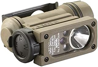 Streamlight 14532 Sidewinder Compact II AM C4 LED Flashlight with IR Box - 47 Lumens