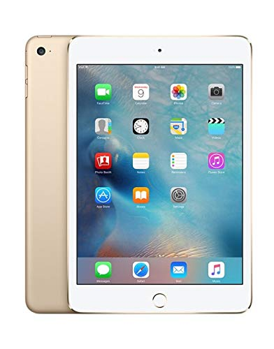 Apple iPad Mini 4 WiFi 16GB Oro (Ricondizionato)