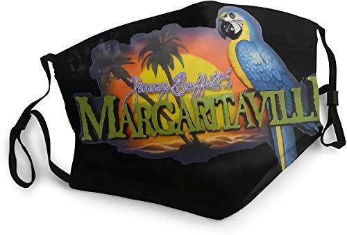 YeeATZ Jimmy Buffett Margaritaville Bandanas al aire libre Cara Boca Boca Viento Deportes Bandanas Bandanas Esqu Escudo Bufanda Bandana Hombres Mujer