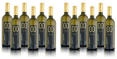 alternativa® - Bianco Dry - 0.0% vol - Confezione 12 bottiglie