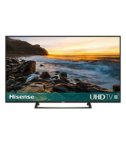 Hisense H50B7300 - Smart TV 50' 4K Ultra HD con Alexa Integrada, Wifi, HDR, Dolby DTS, Peana central, Procesador Quad Core, Smart TV VIDAA U 3.0 con IA, compatible con dispositivos Echo