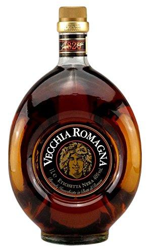 Vecchia Romagna Brandis y aguardientes - 1000 ml