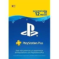 PlayStation Plus Suscripción 12 Meses | Código de descarga PSN - Cuenta española