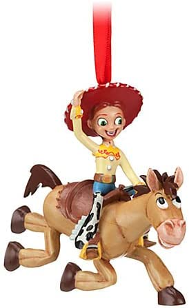 Disney's Jessie Translated and Bullseye Ornament Limited time trial price Sketchbook