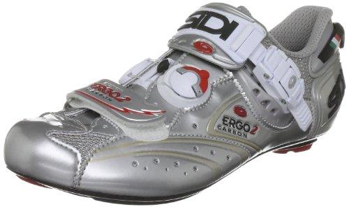 Sidi Ergo 2 Cl Vernice, Scarpe Sportive - Ciclismo Donna, Nero (Schwarz (Schwarz)), 37 EU / 4 UK