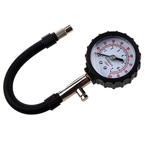REFURBISHHOUSE Jauge de Pression des pneus Machine Automatique de la Pression des pneus verification Possible 0-100P
