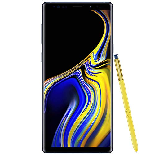 Samsung Galaxy Note 9 Dual SIM 128 GB Midnight Black 6.4-Inch Sim-Free Smartphone