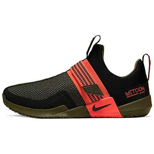 Nike Metcon Sport Mens Trainning Crossfit Shoes Aq7489-006 Size 9