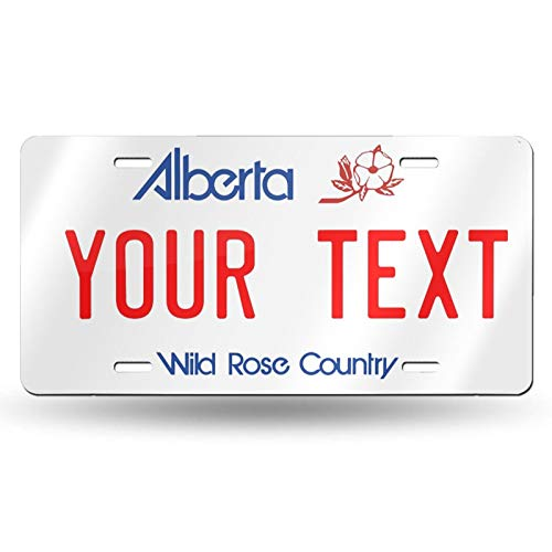 ""\""""N/A"""" Photozonega Alberta Canada Novelty Custom Personalized Tag Vehicle Car Moped Bike Bicycle Motorcycle Auto License Plate""500|500|?|en|2|6756e7d19312f2e80794f5d18ea4402b|False|UNLIKELY|0.30911099910736084