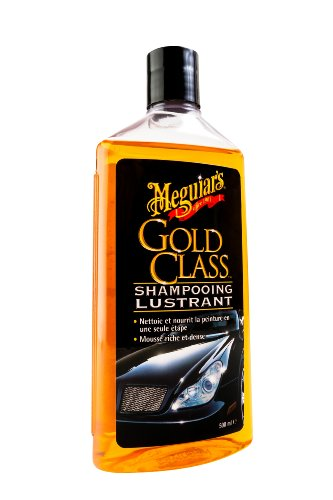 Meguiar's G7116F Shampoo Gold Class – 500 ml