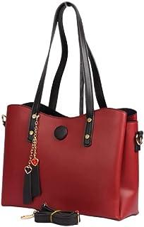 2*1 Bag For Women,red - Shoulder Bags