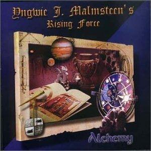 Alchemy by Yngwie Malmsteen Rising Force