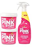 Stardrops - The Pink Stuff - The Miracle Cleaning Paste and Multi-Purpose Spray Bundle ( 2 Cleaning Paste, 1 Multi-Purpose Spray)