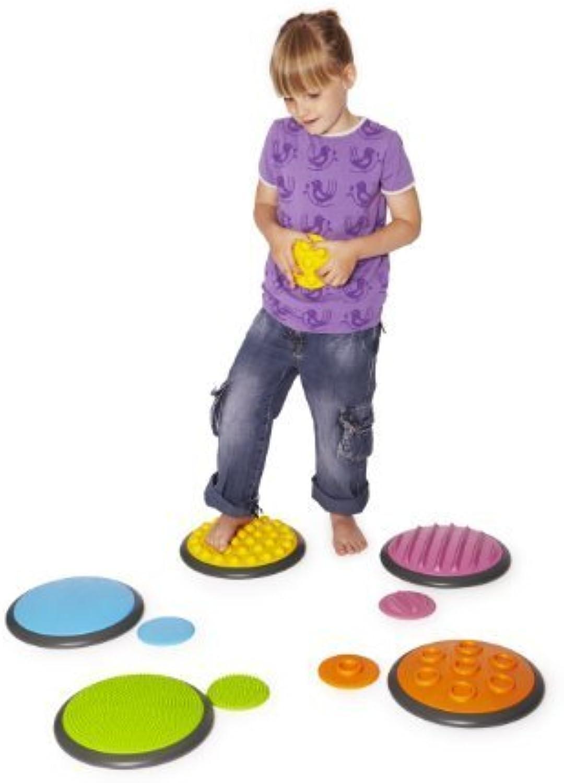 Gonge Tactile Discs Set of 5 by Gonge