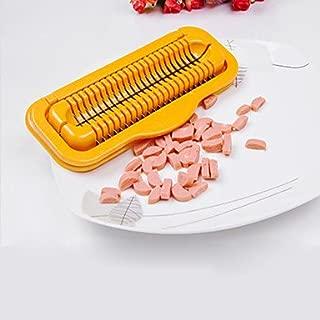 Dog Dicer Hot Dog Cuter Sausage Sliced Sausages